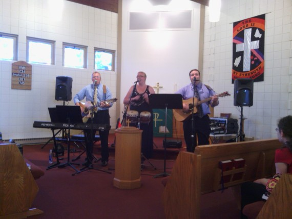 The Branches Band at Messiah Lutheran Church