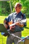 Steve Brown - Outdoor Worship Service at Messiah Lutheran Church